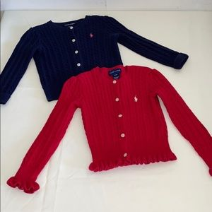 Girl's Ralph Lauren Sweaters